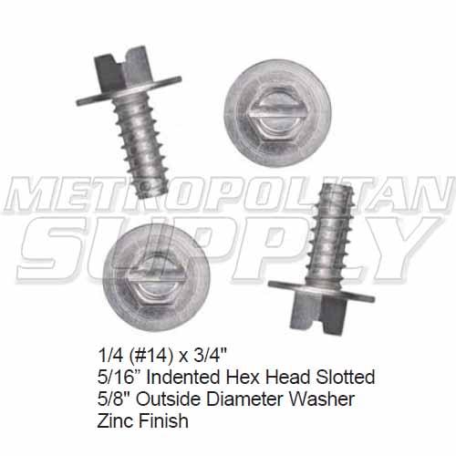 Screw length: 1-1//8 #14 x 1//2 Qty: 100 Dealer License Plate Thumb Screw Screw size: 1//4