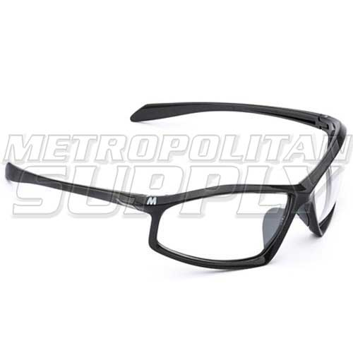 1e61de64136 ( 8) Morr Gear Arristotle Z65 Safety Glasses Clear Summit Gray Frames